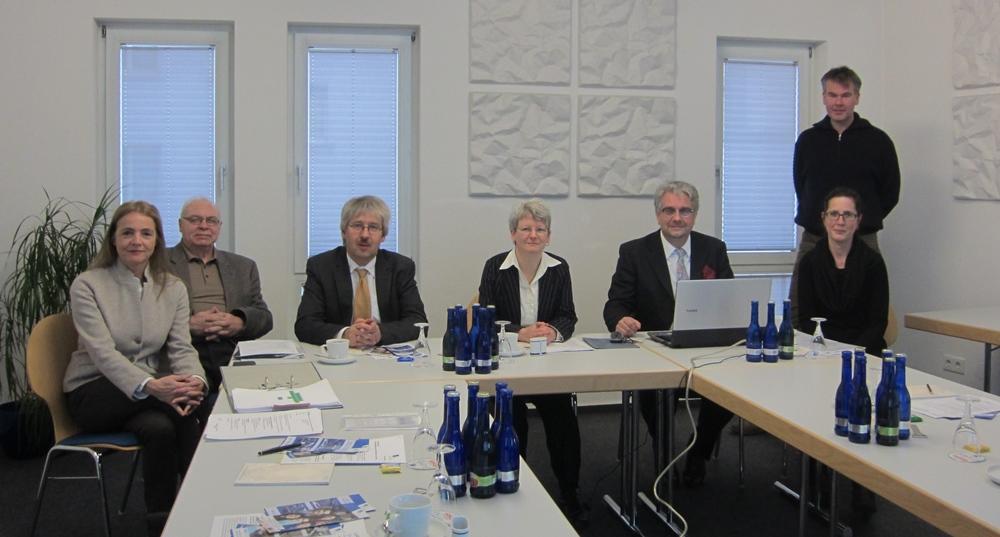Liebmann & Bergmann besucht mit dem VDEE e.V. den VdA